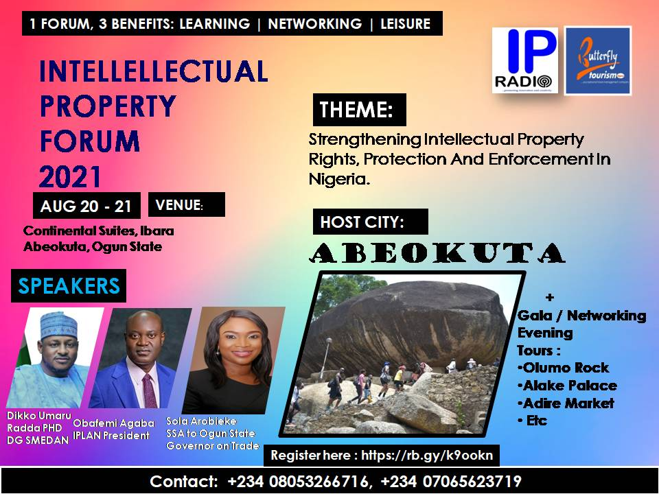 IP Radio - Intellectual Property For Tourism